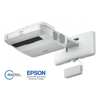 Epson EB-696Ui Interactive (Finger & Pen Touch) Projector